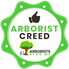 Arborist Creed Badge