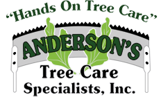Tree Service Anderson's Tree Care Specialists, Inc. in San Jose CA