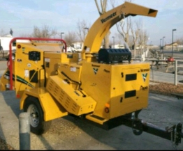 Andre's Wood Chipper Services